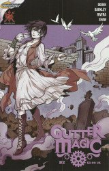Source Point Press's Gutter Magic Issue # 2