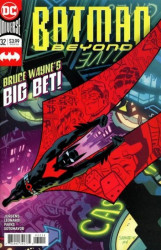 DC Comics's Batman Beyond Issue # 32
