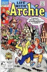 Archie Comics Group's Life with Archie Issue # 286