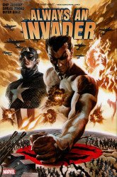 Marvel Comics's Always An Invader Hard Cover # 1
