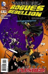 DC Comics's Forever Evil: Rogues Rebellion Issue # 5