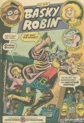 3-D Cosmic Publications's Fun with Basky and Robin Issue # 7