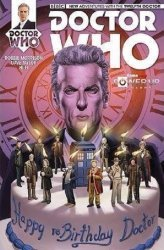 Titan Comics's Doctor Who: The 12th Doctor Issue # 1o