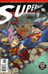 DC Comics's All-Star Superman Issue # 7