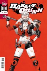 DC Comics's Harley Quinn Issue # 52