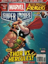 Redan's Marvel Super Heroes Magazine Issue # 14
