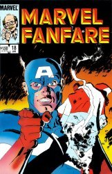 Marvel Comics's Marvel Fanfare Issue # 18
