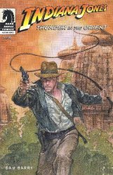Dark Horse Comics's Indiana Jones: Thunder in the Orient Issue # 1dvd