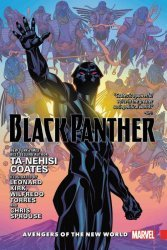 Marvel Comics's Black Panther Hard Cover # 2