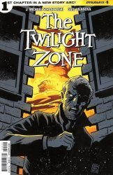 Dynamite Entertainment's The Twilight Zone Issue # 9