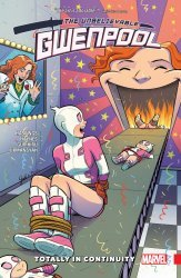 Marvel Comics's The Unbelievable Gwenpool TPB # 3