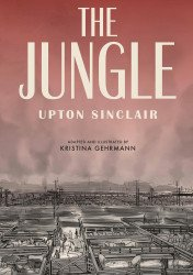 Ten Speed Press's Upton Sinclairs: The Jungle Soft Cover # 1