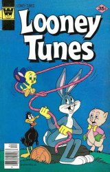 Gold Key's Looney Tunes Issue # 19whitman