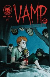 Mythos Comics's Vamp Issue # 2
