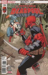 Marvel Comics's The Despicable Deadpool Issue # 296
