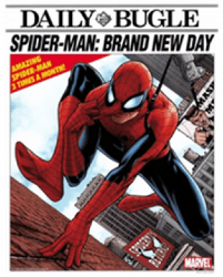 Marvel Comics's Daily Bugle: Spider-Man - Brand New Day Issue nn