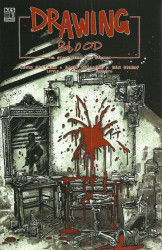 Kevin Eastman Studios's Drawing Blood Issue # 1b