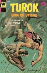 Gold Key's Turok, Son of Stone Issue # 95whitman