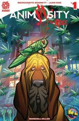 AfterShock Comics's Animosity: The Rise Issue # 1m&m-a