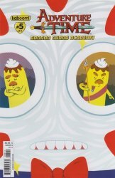 KaBOOM!'s Adventure Time: Banana Guard Academy Issue # 5