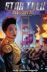 IDW Publishing's Star Trek Discovery: Succession TPB # 1