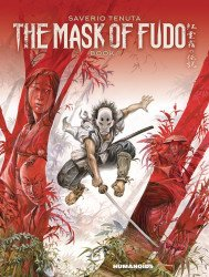 Humanoids Publishing's The Mask Of Fudo Hard Cover # 1