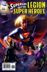 DC Comics's Supergirl and the Legion of Super-Heroes Issue # 32