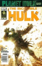 Marvel Comics's The Incredible Hulk Issue # 105b