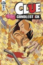IDW Publishing's Clue: Candlestick Issue # 2