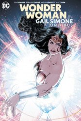 DC Comics's Wonder Woman: By Gail Simone - Omnibus Hard Cover # 1