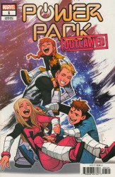 Marvel Comics's Power Pack Issue # 1b