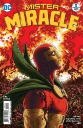 DC Comics's Mister Miracle Issue # 2 - 2nd Print