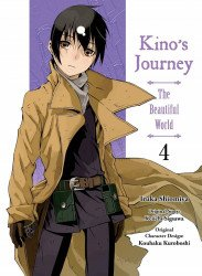 Vertical's Kino's Journey: The Beautiful World Soft Cover # 4