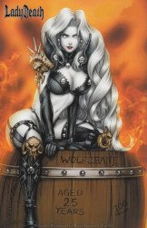 Coffin Comics's Lady Death: Malevolent Decimation Issue # 1k