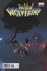 Marvel Comics's All-New Wolverine Issue # 15b