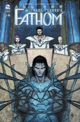 Aspen Entertainment's All New Fathom Issue # 6