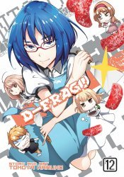 Seven Seas Entertainment's D-Frag Soft Cover # 12