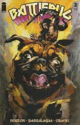 Image Comics's Battlepug Issue # 3b