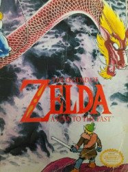 Nintendo USA's The Legend of Zelda: A Link to the Past TPB # 1