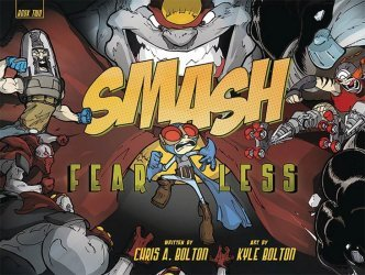 Candlewick Press's Smash Hard Cover # 2