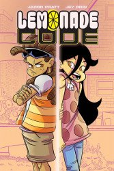 Oni Press's Lemonade Code Soft Cover # 1