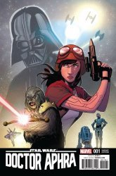 Marvel Comics's Star Wars: Doctor Aphra Issue # 1f