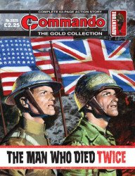 D.C. Thomson & Co.'s Commando: For Action and Adventure Issue # 5328
