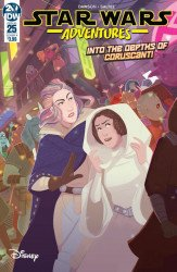 IDW Publishing's Star Wars Adventures Issue # 25