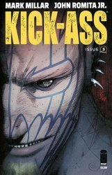 Image Comics's Kick-Ass Issue # 3