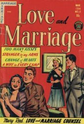 Superior Comics's Love and Marriage Issue # 13