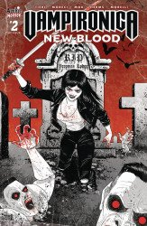 Archie Comics Group's Vampironica: New Blood Issue # 2b