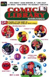 CLI (Comic Library International)'s Comic Library International TPB # 5