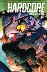 Image Comics's Hardcore: Reloaded Issue # 2
