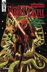 IDW Publishing's Star Wars Adventures: Return To Vaders Castle Issue # 3